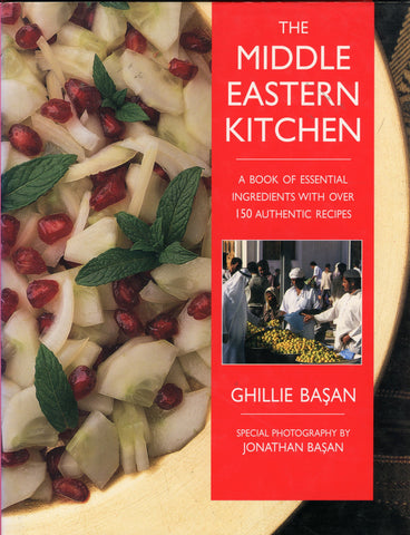 The Middle Eastern Kitchen.  By Ghillie Basan.  [2001].
