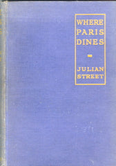 Where Paris Dines, 1929
