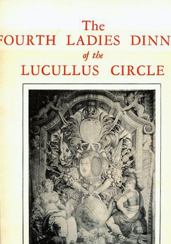 The Fourth Ladies Dinner of the Lucullus Circle.  [1959].