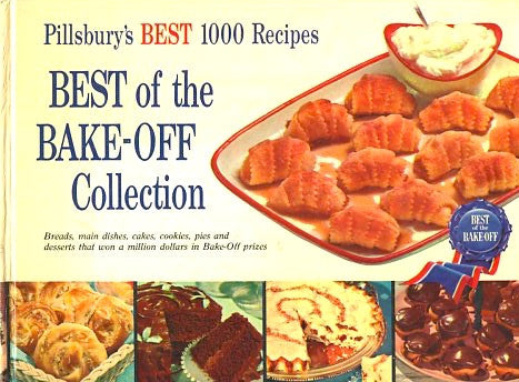Pillsbury Best of the Bake-Off Collection.  [1959].
