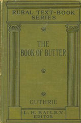 The Book of Butter 1923