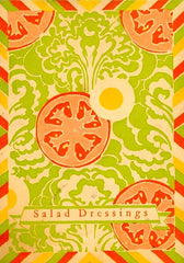 Salad Dressings.  1925 Wesson Oil