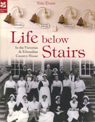 Life Below the Stairs, Sian Evans 2011