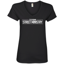 Load image into Gallery viewer, Team Street Ministry Black - Ladies
