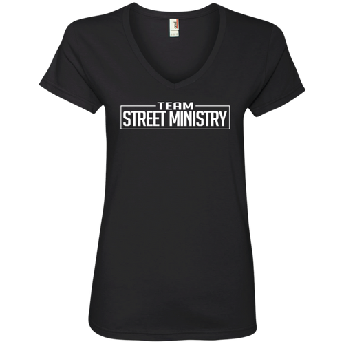 Team Street Ministry Black - Ladies