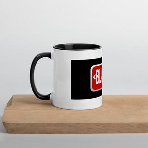 BLACXIT Mug with Color Inside