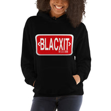 Load image into Gallery viewer, BLACXIT Unisex Hoodie