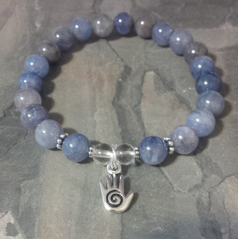 Intuition ~ Tanzanite ~ Stretch Bracelet