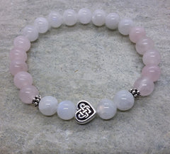 Love You to the Moon! ~ Stretch Bracelet