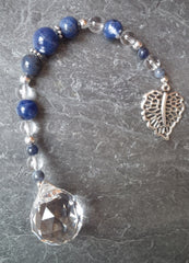 Light Dancers!  Lightcatcher/Pendulum ~ Sodalite