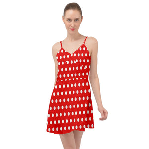 ABC DOTS Summer Time Chiffon Dress