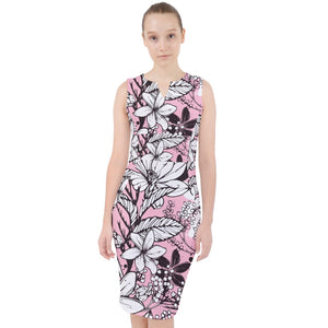 CLF-40 Midi Bodycon Dress