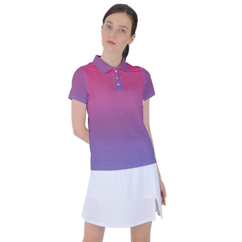 Gradient Women's Polo Tee