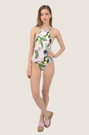 Summer One Piece Swimsuit