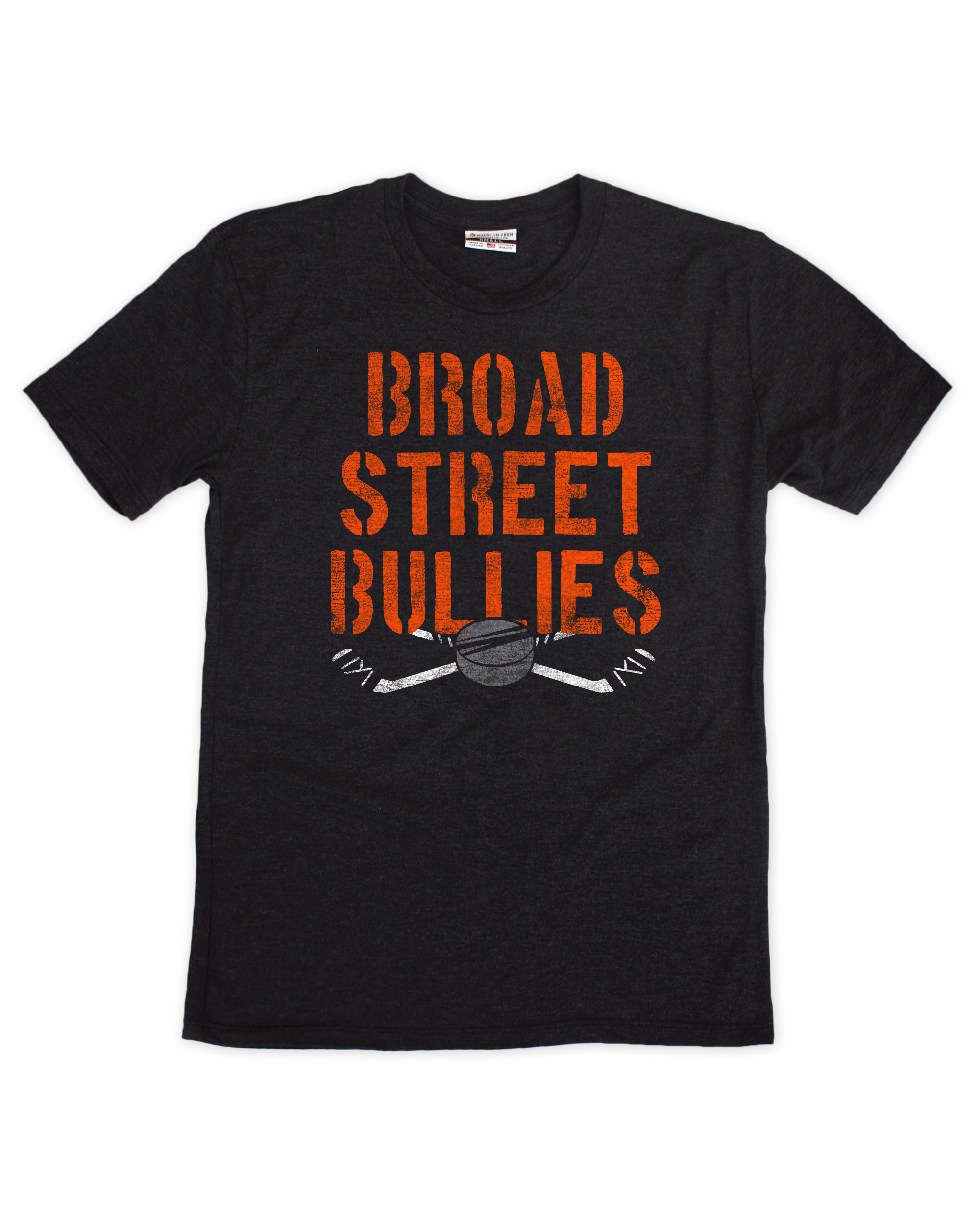 Broad Street Bullies Crew - Aphillyated