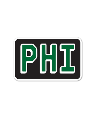 PHI Sticker - Aphillyated
