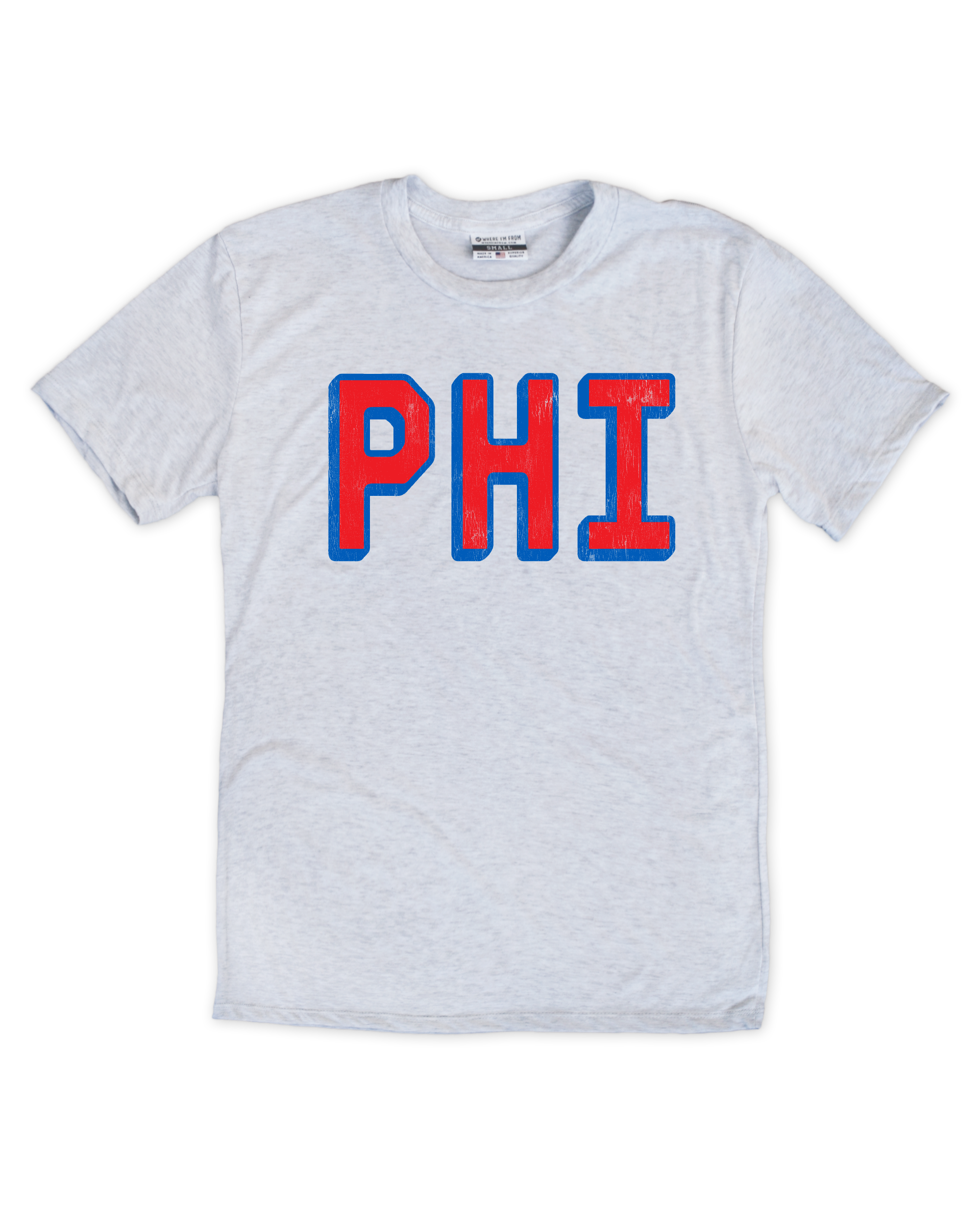 PHI Red/Blue Shadow Crew - Aphillyated