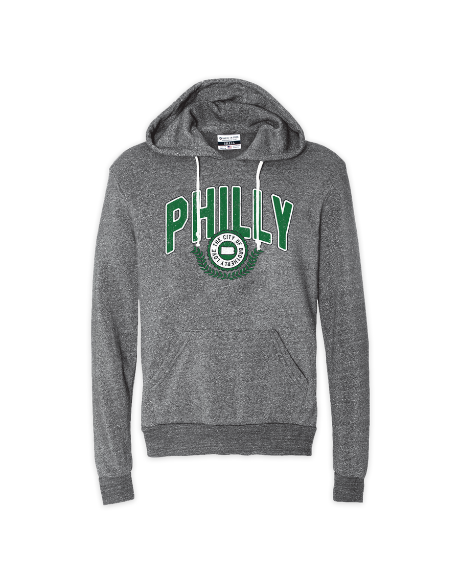 Philly Stamp Hoodie - Aphillyated