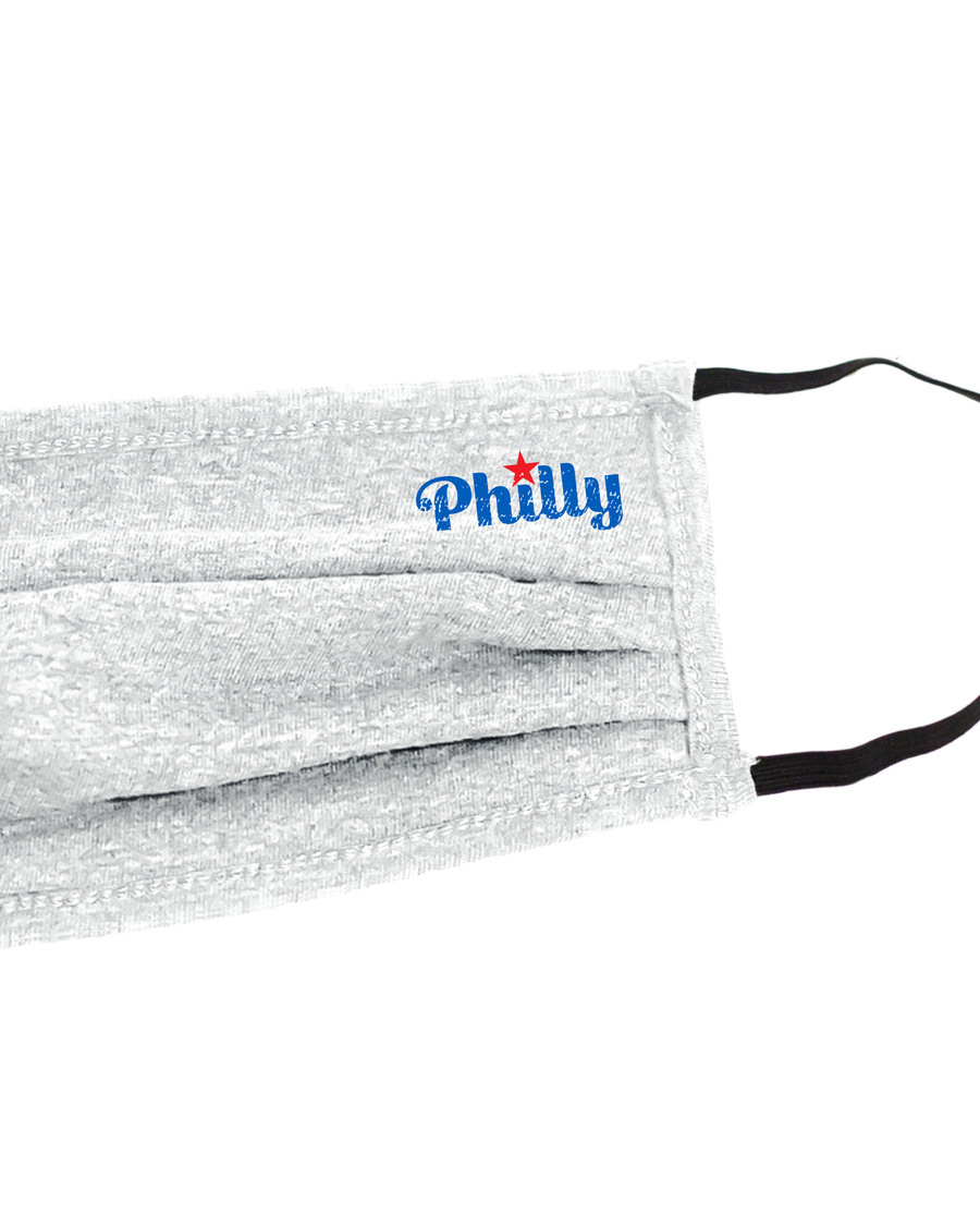 Philly Star Cloth Mask - Aphillyated