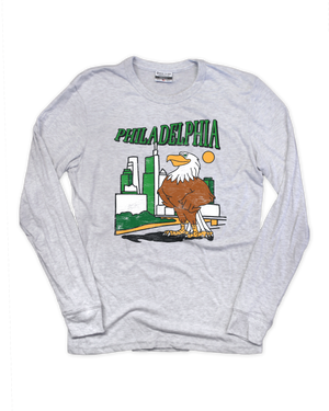 Eagle Skyline Long Sleeve - Aphillyated