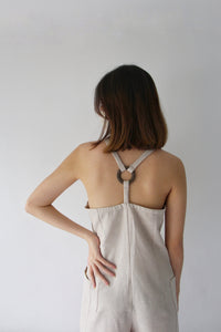 Anillo Jumpsuit in Oat