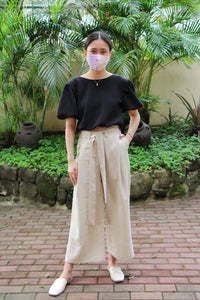 Lazo Pants in Oat