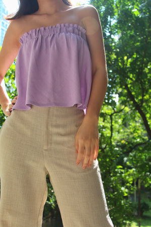 Brisa Top in Lavender