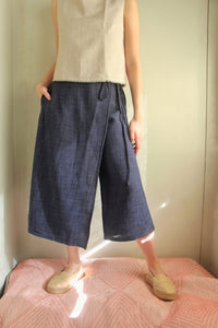 Verano Pants in Midnight