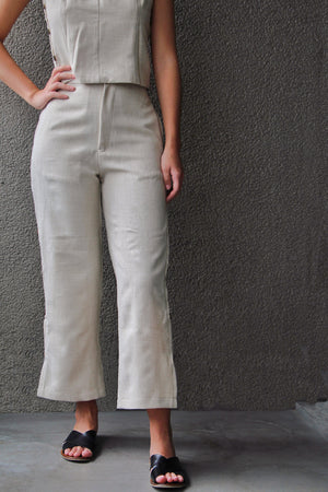 Fresco Pants in Oat