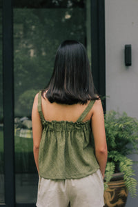 Brisa Top in Pesto
