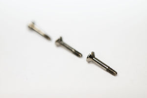 """H"" Screw For Hublot Rubber And Leather Band Strap #2"