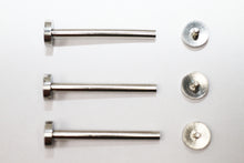 Load image into Gallery viewer, Screw Tube Pins Set For 42 MM Cartier Pasha Seatimer Lug #3 (22MM Size)