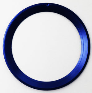 Bezel Insert Aluminum For Rolex GMT 1675/16750 Blue Blueberry