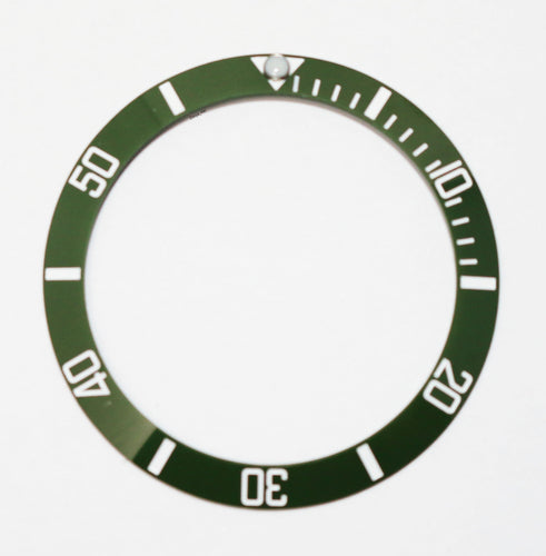 Bezel Insert Ceramic Fits For Rolex Submariner Hulk Green