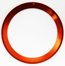 Load image into Gallery viewer, Bezel Insert Aluminum For Rolex GMT 1675/16750 - Orange Color With Silver Font
