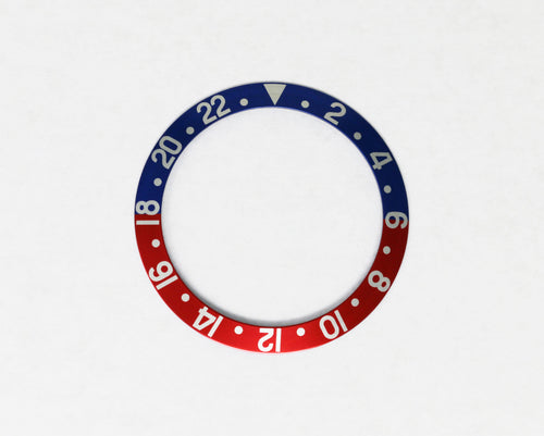 Bezel Insert For Rolex GMT - Aluminum
