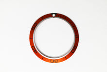 Load image into Gallery viewer, Bezel Insert For Omega Seamaster Planet Ocean XL- Orange Color