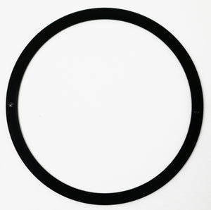 Bezel Insert For Omega Speedmaster Movement 321, 145.022, 145.012 - Black