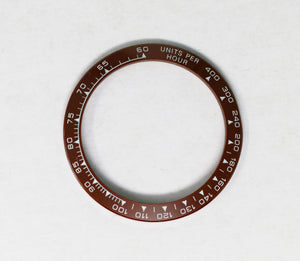 Bezel Insert For Rolex Daytona- Brown/Chocolate