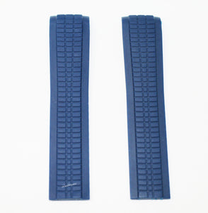 Rubber Watch Strap Band Compatible For Patek Philippe Watches