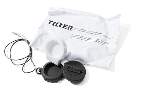 Accessory Pack for Tikker Watch