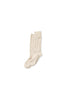 Milky | Knee High Socks | Oatmeal | Pricing from $9.95