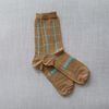 Lamington | Merino Socks | Nile