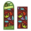 Glow in the Dark - Dinosaur Stickers