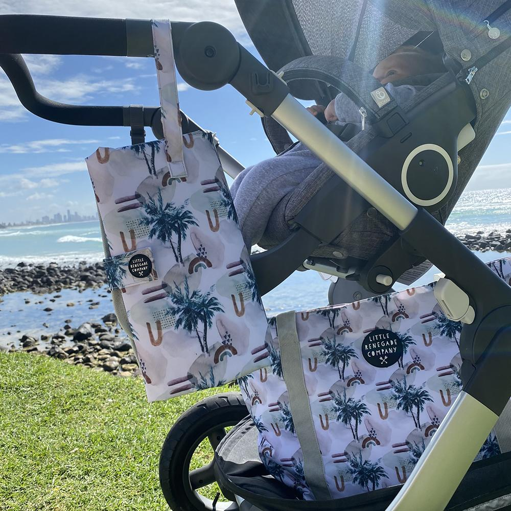 Little Renegade | Haven Blossom Large Tote Bag