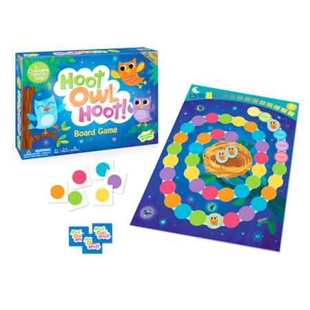 Cooperative Game - Hoot Owl Hoot!