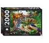 Mindbogglers Deluxe Collection - In the Jungle 2000 Piece Puzzle