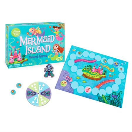 Cooperative Game - Mermaid Island