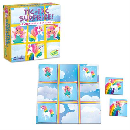 Tic - Tac Surprise - Fairies and Unicorns