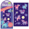 Glow in the Dark - Unicorn Stickers